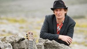 Farmleigh Composer In Residence Dave Flynn, curator of  the inaugural Farmleigh Music & Arts Festival