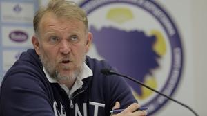 Robert Prosinecki has been sacked