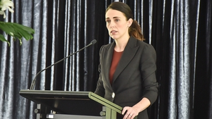 Jacinda Ardern said the government's handling of the disaster's aftermath was wrong