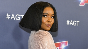 "Gabrielle Union:  ""..you got me up off the ground. Humbled and thankful, forever."""