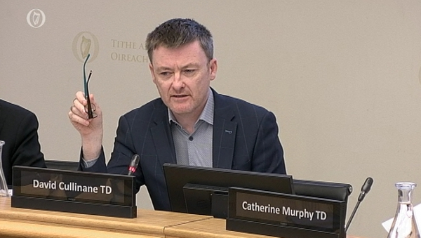 David Cullinane said the Clerk o the Dáil will have to appear before the committee