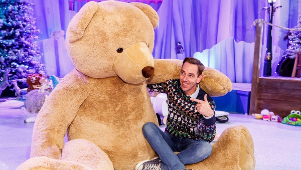 """Ryan Tubridy - """"We're putting more effort and more love into this thing than you can imagine"""""""