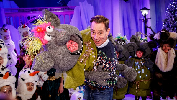 """Ryan Tubridy - """"We've been meeting about it and talking about it and trying to figure it all out"""""""