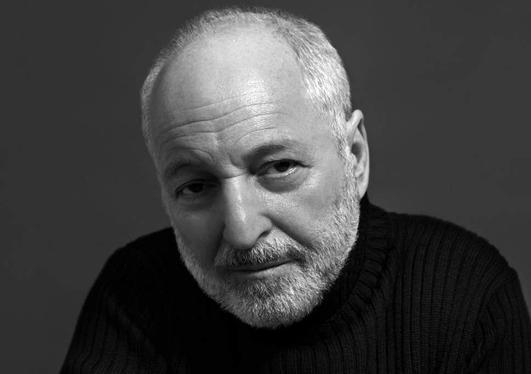 Author Andre Aciman