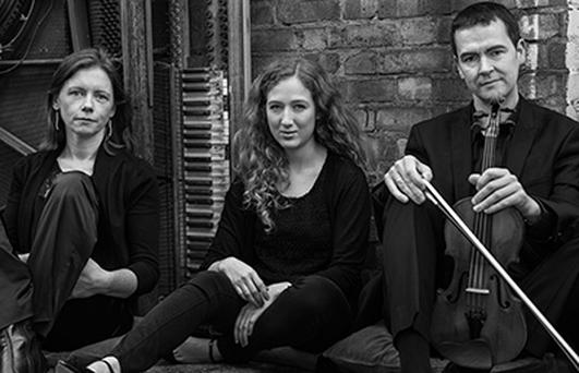 Studio 8 Session: Fidelio Trio