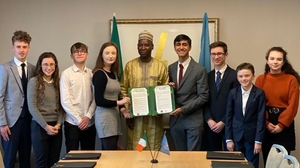 Eight representatives of the Youth Assembly asked President Tijjani Muhammad-Bande to take their recommendations back to the UN General Assembly