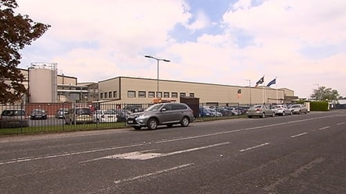 C&D Foods sought the injunctions after a blockade was put in place at the plant in Edgeworthstown