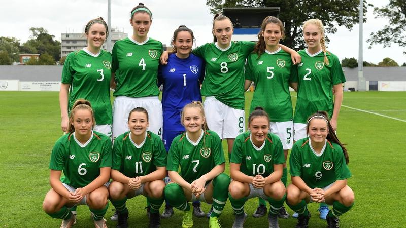 Ireland U19s to face England in Elite Round group