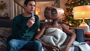 Reunited after all these years: Elliott and E.T.