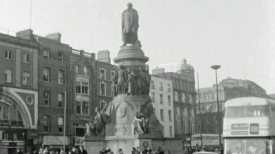 O'Connell Monument Bomb Blast
