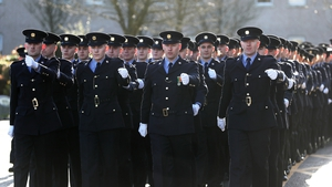 190 new gardaí graduated from Templemore
