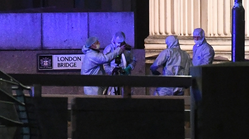 Police have declared the attack a terrorist incident, but are retaining an open mind as to the motive