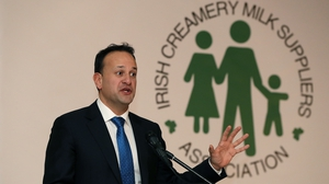 Leo Varadkar was speaking at the annual general meeting of the ICMSA