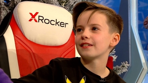 Sophia Maher inspired viewers on the Toy Show