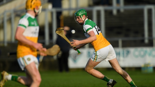 Offaly off to a winning start in the Kehoe Cup
