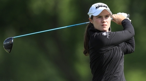 Leona Maguire is now one-under for the tournament