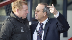Roy MacGregor (R) has told Rangers to present evidence that backs up their claims