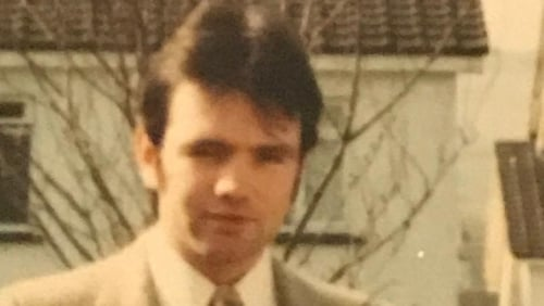 Conor Whooley was 24 when he vanished inDublin in August 1983