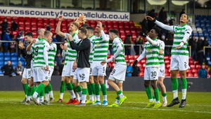 A boost for the  Hoops' goal difference at Victoria Park