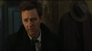 Edward Norton in Motherless Brooklyn