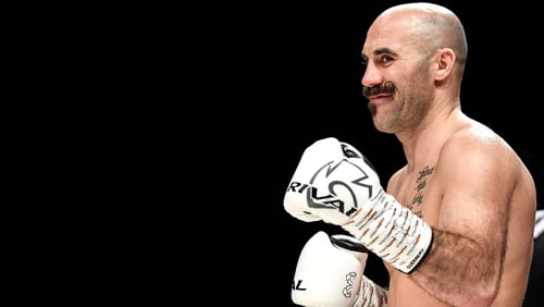 """Gary 'Spike' O'Sullivan: """"When I go to the gym every single day I think of my children."""""""