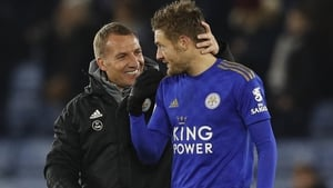 Leicester City manager Brendan Rodgers insists he's staying put