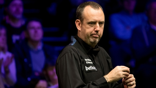 Mark Williams suffered a surprise 6-2 defeat to his fellow Welshman Michael White in York.