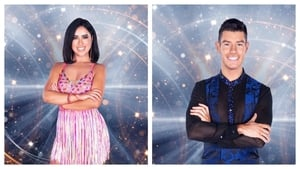 Lottie Ryan and Ryan Andrews - Will be taking to the dancefloor on RTÉ One from Sunday, January 5