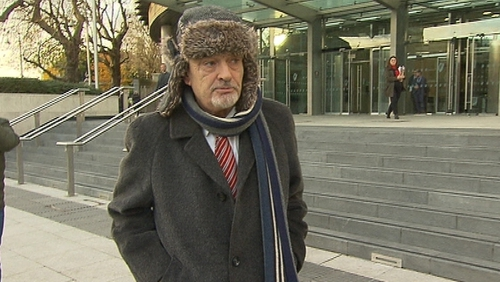 Ian Bailey attended court today