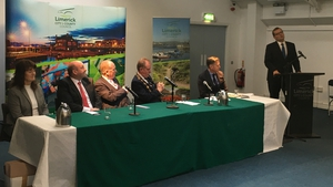 The Implementation Advisory Group met for the first time in Limerick today