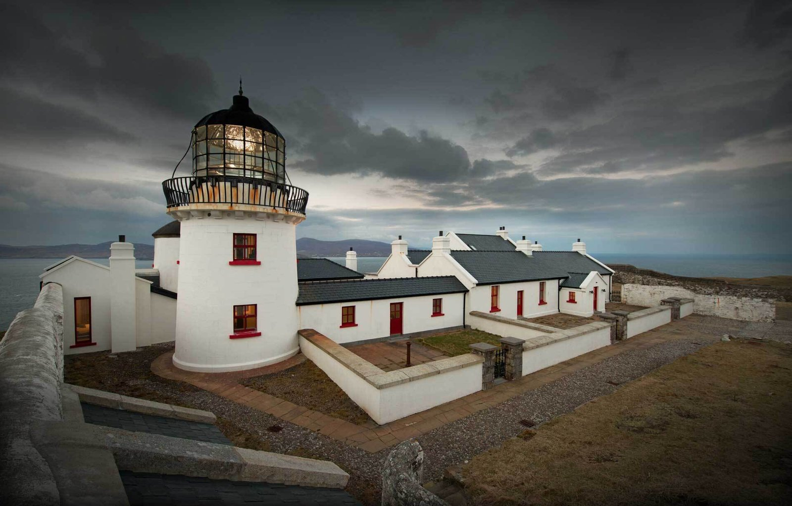 Image - Clare Island Lighthouse