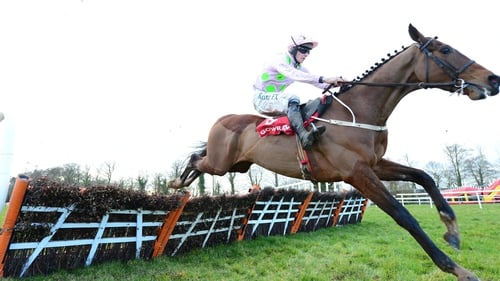 Saldier is one of the many fancies for March's Champion Hurdle