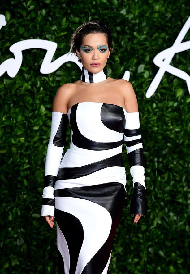 Rita Ora (Ian West/PA)