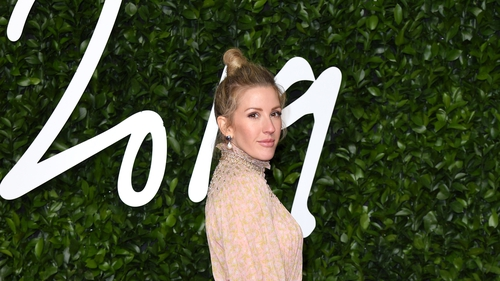 """Ellie Goulding: """"Usually for me it involved alcohol. I assumed I couldn't be good enough, smart, funny, or crazy enough to be with certain people without it."""""""