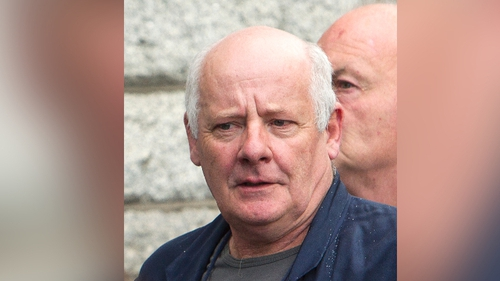 Gerard McSorley was not present at Letterkenny District Court to answer the charges