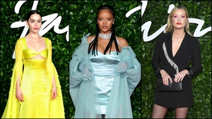 A host of international stars made it a red carpet to remember at this year's Fashion Awards in London.