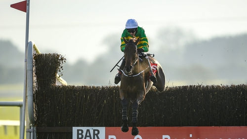 Fakir D'Oudairies is challenging Laurina for favouritism in the Racing Post Novice Chase