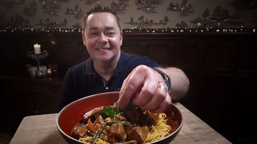 A festive recipe from Neven's Waterford Christmas.