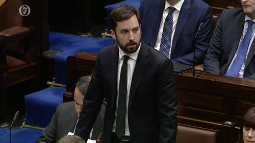 Fógartha ag an TD Eoghan Murphy go bhfuil sé éirithe as a shuíochán Dála