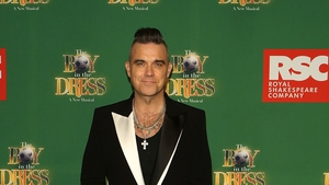 "Robbie Williams: ""The curse is a blessing because this lack of self-esteem, lack of self worth. It's been real drive."""
