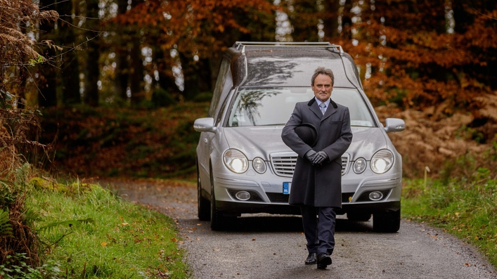 Funeral Director David McGowan on The Ray D'Arcy Show