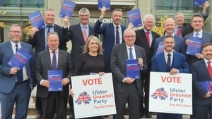 The Ulster Unionist Party launched its election manifesto