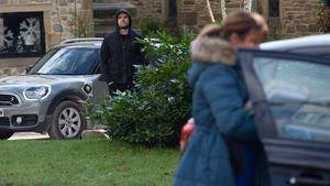 Aaron Dingle goes after Wendy and Luke on Emmerdale