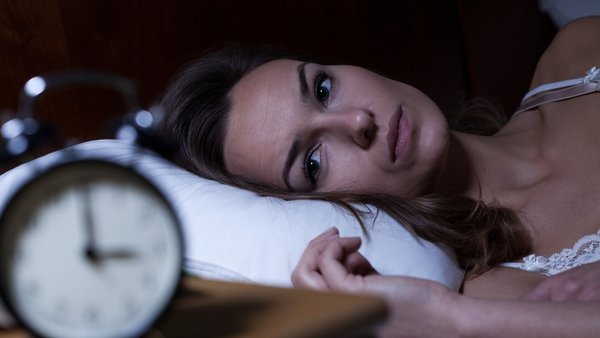 Could a heavy covering at night be the answer to your sleep woes?