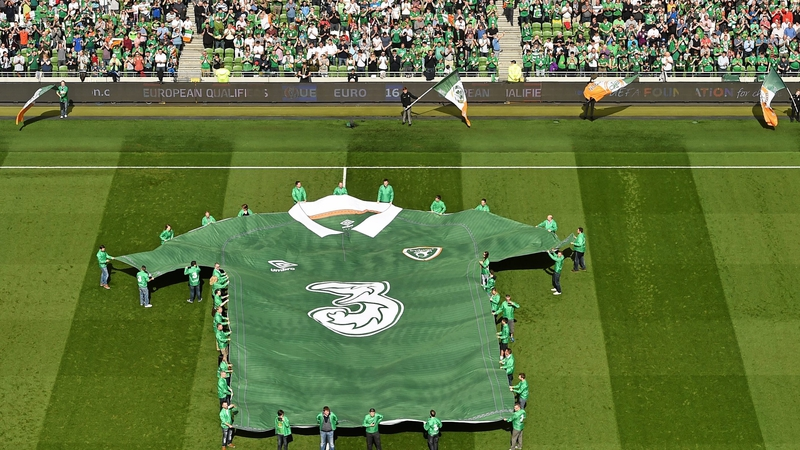 Three Ireland end sponsorship deal with FAI