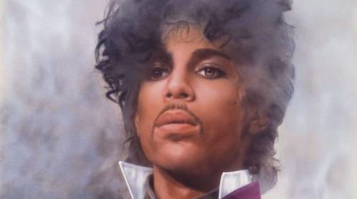 His purple greatness