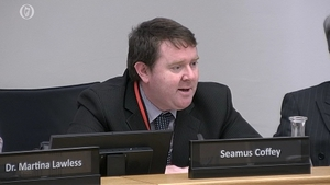 Seamus Coffey is the chairman of the Irish Fiscal Advisory Council