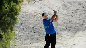 Patrick Reed shot a six-under-par 66 at the Albany Golf Club on the island of New Providence