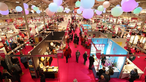 Gifted - the Contemporary Craft and Design Fair - is running at the RDS until Sunday