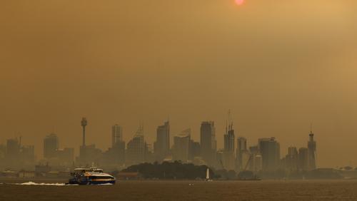 Hundreds of bushfires have burned out of control since September